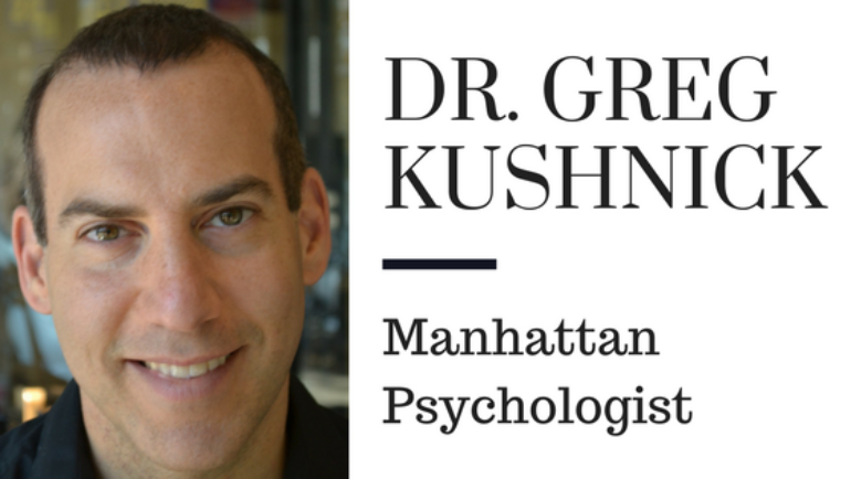 Dr. Greg Kushnick on How to Reduce Your Anxiety About the Future